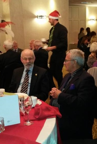 Lancs Christmas lunch 10