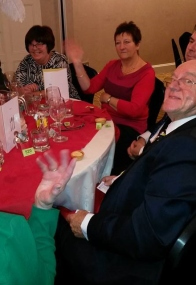 Lancs Christmas lunch 12