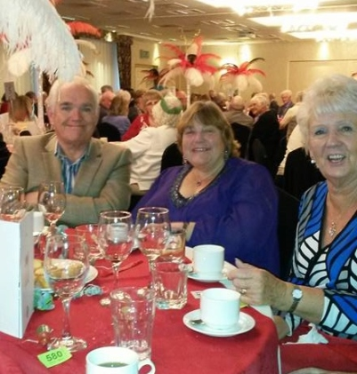 Lancs Christmas lunch 13