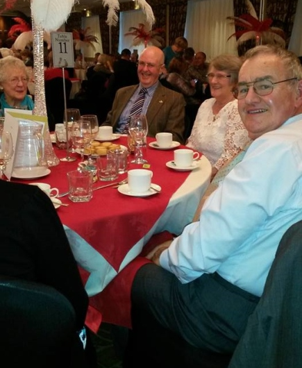 Lancs Christmas lunch 15