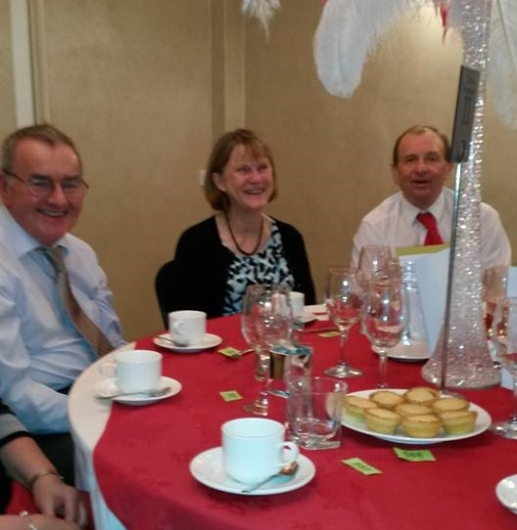 Lancs Christmas lunch 16