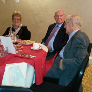 Lancs Christmas lunch 17