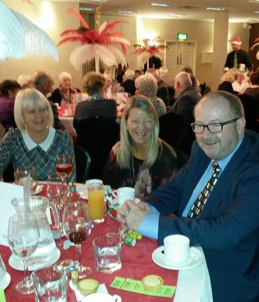 Lancs Christmas lunch 9
